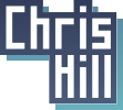 Christopher Hill Designer Logo