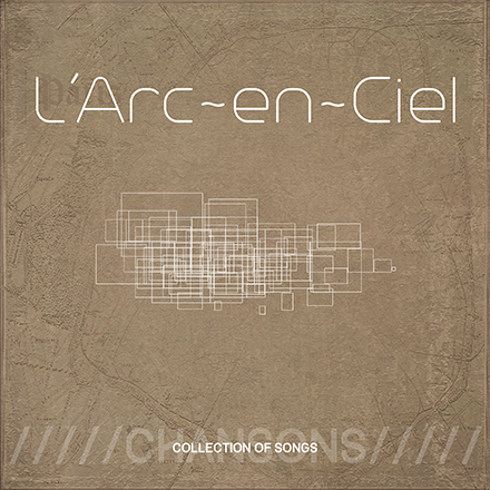 L'Arc~en~Ciel Chansons Book Cover