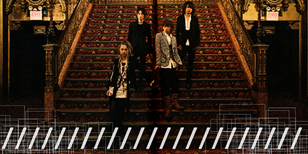 L'Arc~en~Ciel Chansons Book Song Countdown Break Spread